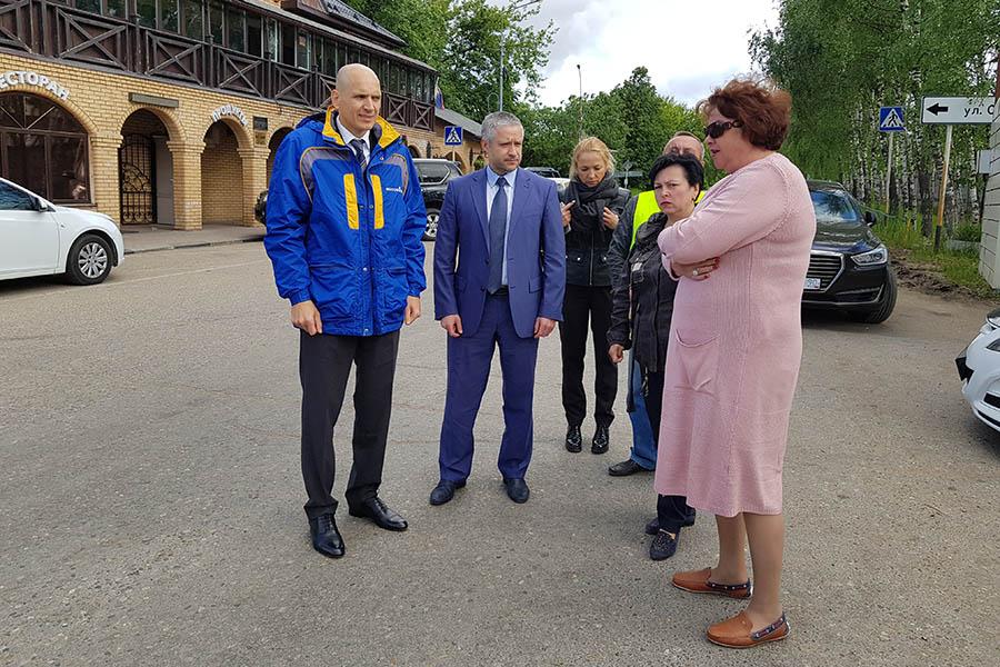 Благоустройство Звенигорода на контроле у Мособлдумы