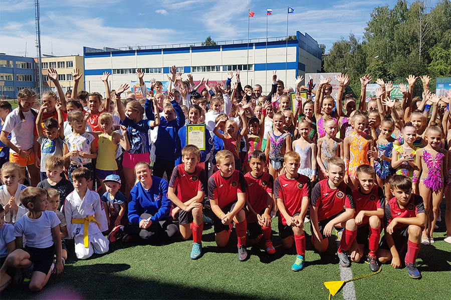 Звенигород – город спорта