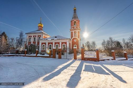Церковь Архистратига Михаила в Михайловском