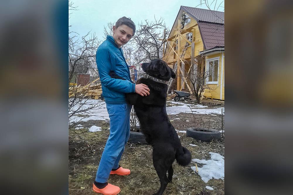 13-летний Давид спас друга, рискуя жизнью
