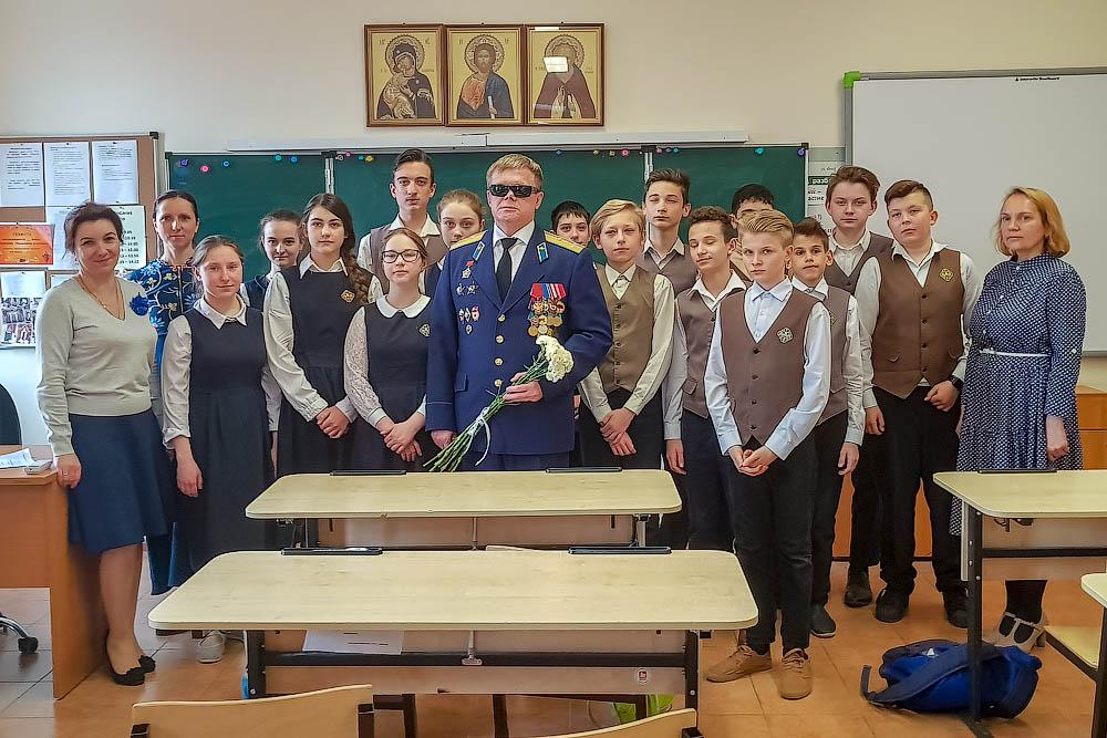 Владимир Вшивцев посетил Звенигород с рабочим визитом