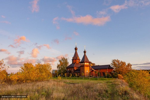 Троицкая церковь в Козино