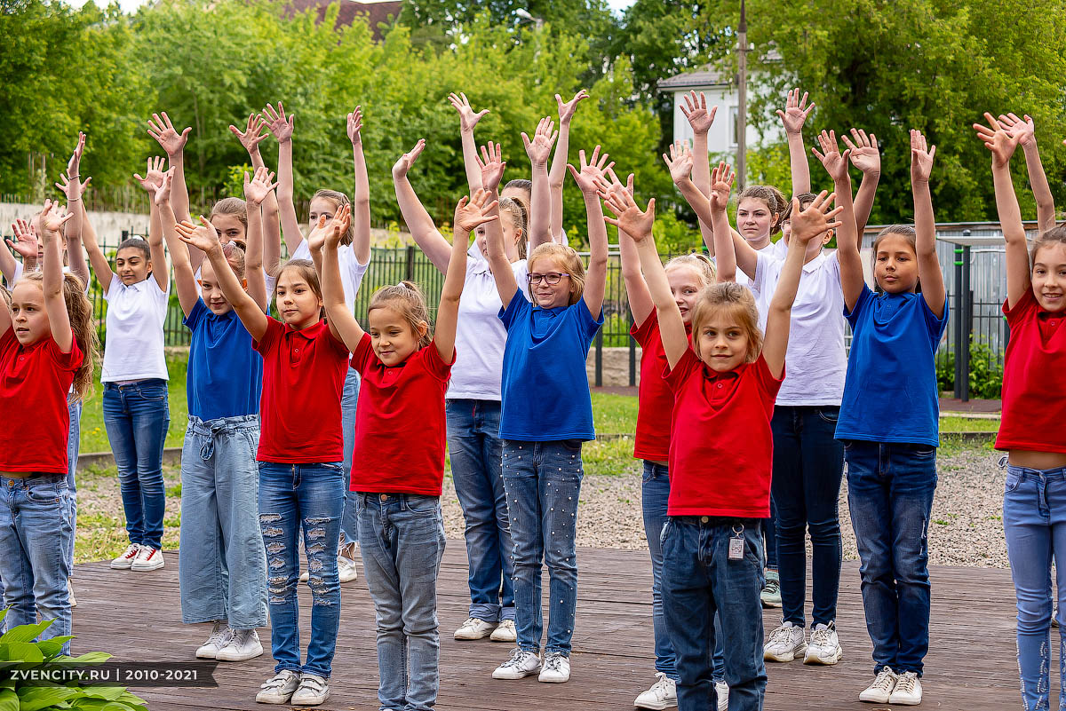 День защиты детей в Звенигороде