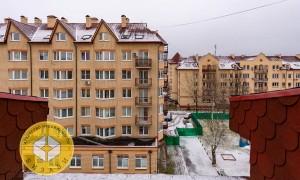 Евро-2к квартира, Садовая 2, Заречье, этаж 6