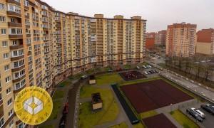 1к квартира, Нахабинское ш, 1к2, этаж 12