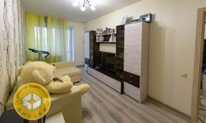 3к квартира, Ветеранов 10к3, этаж 3