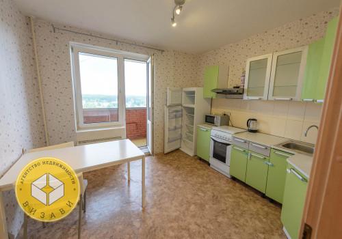 1к квартира, Пронина 2-168