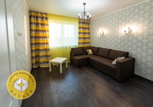 1к квартира, Супонево 15, этаж 16