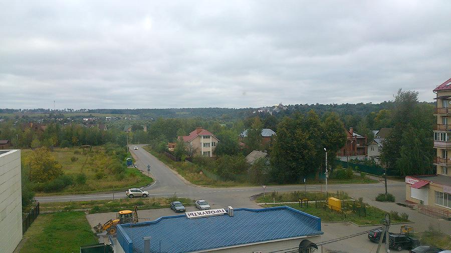 Проблемы перекрёстка улиц Садовой и Калинина на Верхнем Посаде
