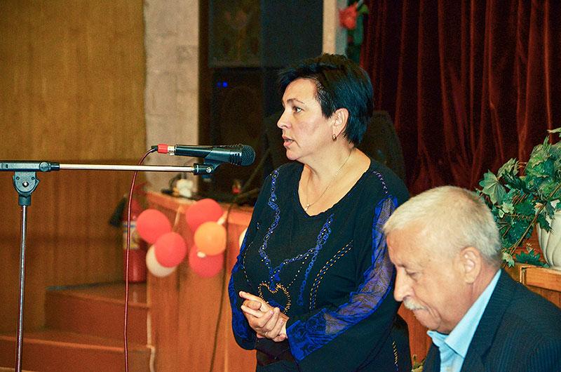 Лариса Белоусова встретилась с работниками санатория «Звенигородский»