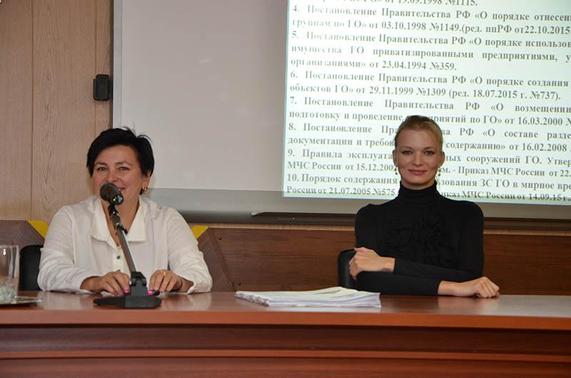 Депутатские встречи с работниками городских учреждений