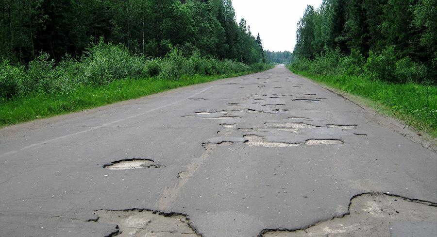 В России начал работу интернет-ресурс для жалоб на дороги