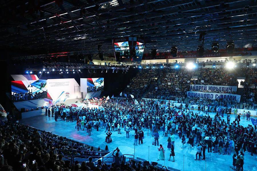 Кандидаты на должность губернатора Московской области