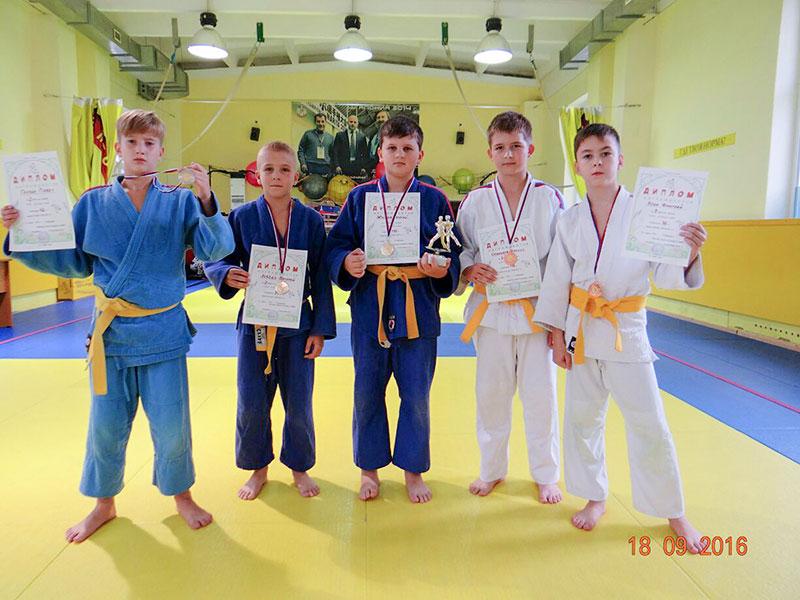 VI Межрегиональный турнир по дзюдо среди юношей и девушек