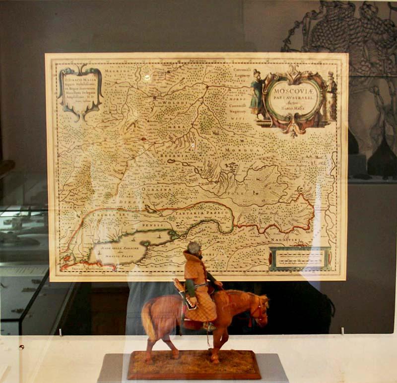 Пополнение собрания Звенигородского музея