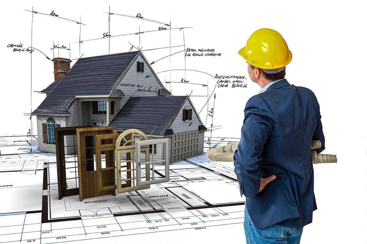 Архитектурный авторский надзор