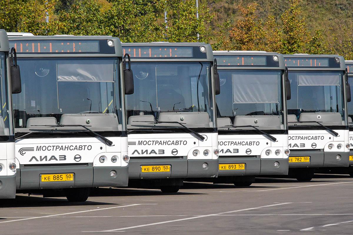 Маршрут автобуса №452 изменил схему движения