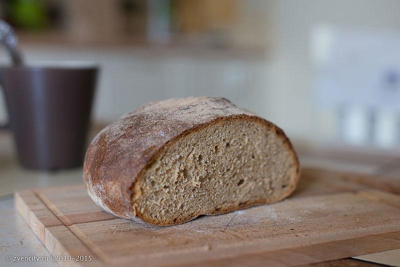 Самый вкусный хлеб в Звенигороде