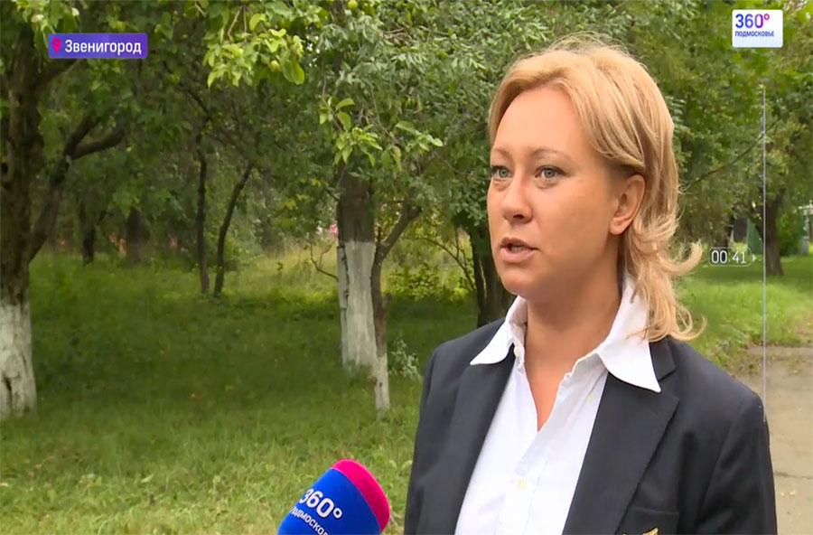 Ольга Забралова провела проверку больниц Звенигорода