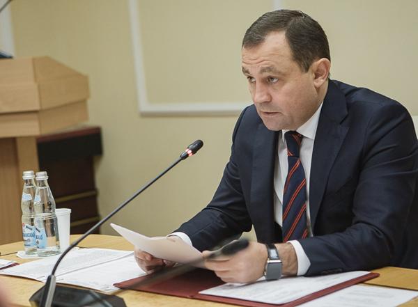 Брынцалов поручил разобраться в причинах отставания от графика капремонта