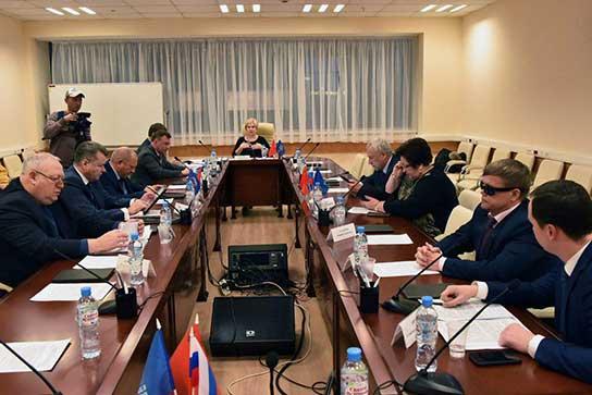 Заседание Президиума Московского областного отделения партии «Единая Россия»