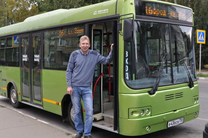 Новый маршрут автобуса предназначен для мам с колясками