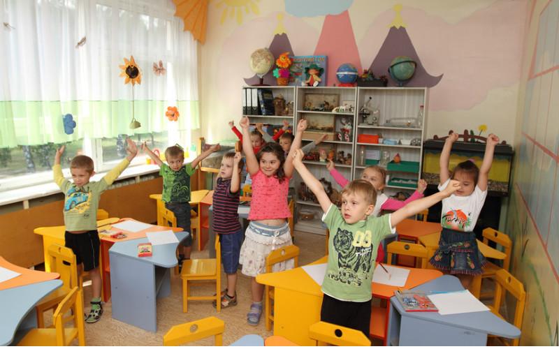 Комплектование детских садов