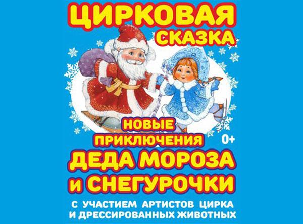 Новые приключения Деда Мороза и Снегурочки