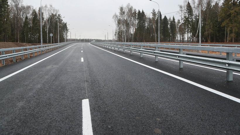 Звенигородский ход ЦКАД запустят осенью 2020 года