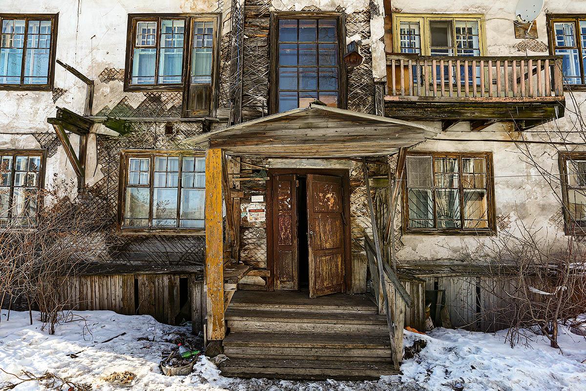 2500 человек покинут ветхое жильё