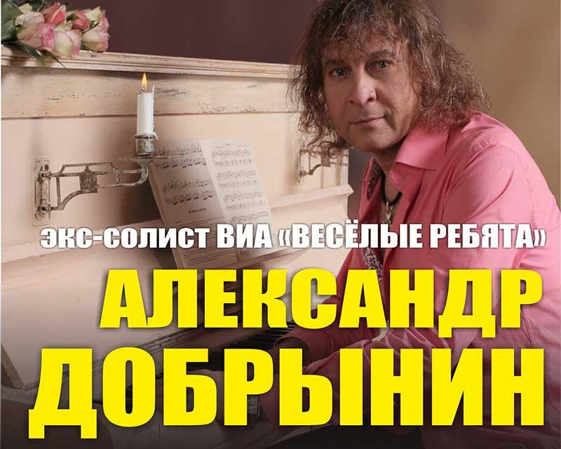 Концерт Александра Добрынина