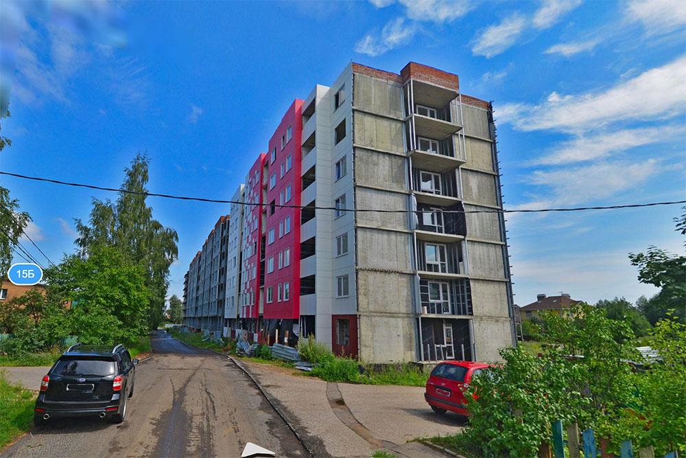 Дольщикам ЖК «Квартал» начали давать квартиры