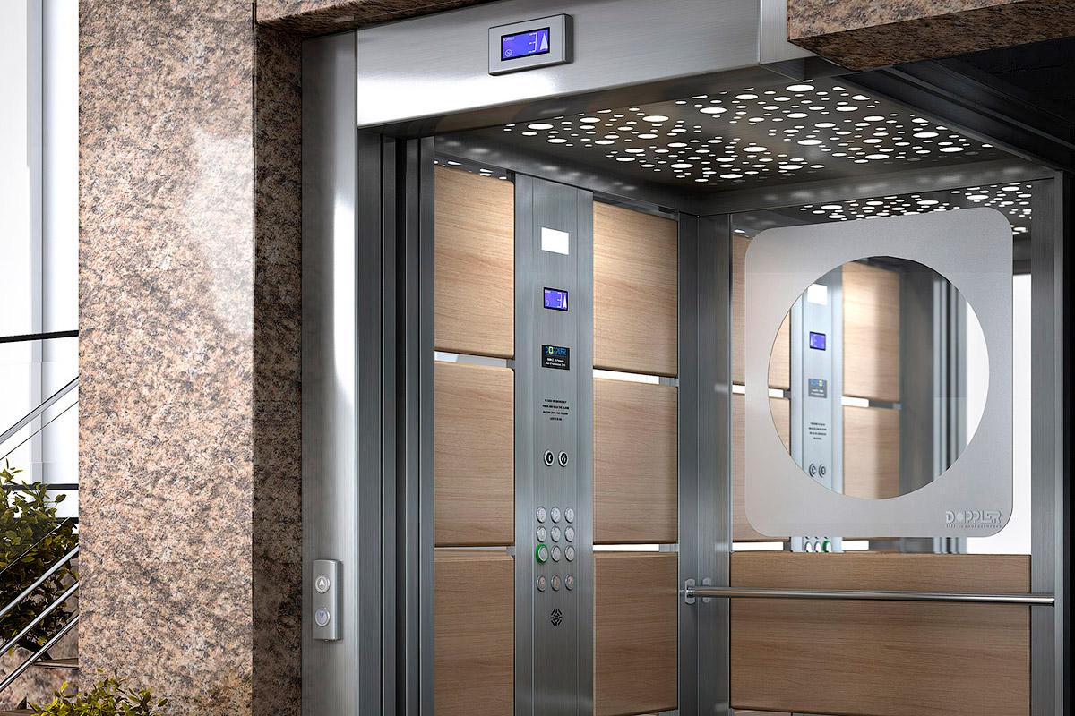 Досрочная замена лифтов в МКД