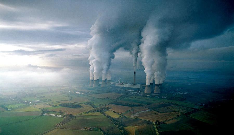 Предприятие оштрафовано за выбросы в атмосферу