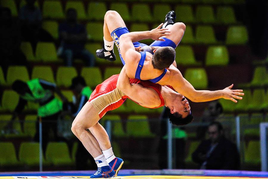 Звенигородские борцы для сборной России