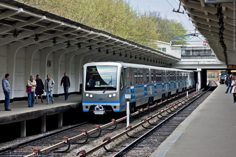 Станция метро «Фили» закрывается до 1 ноября
