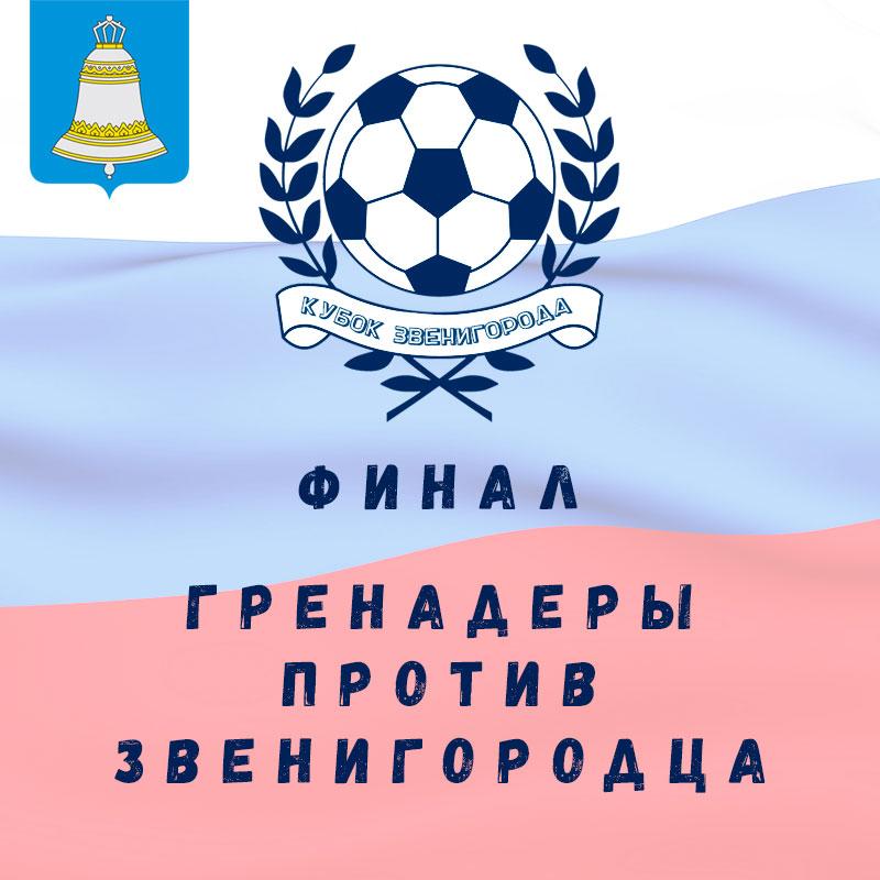 Финал кубка Звенигорода по футболу