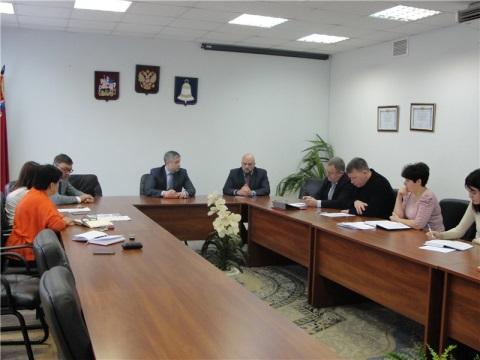 Работа над проектом генерального плана г.о. Звенигород