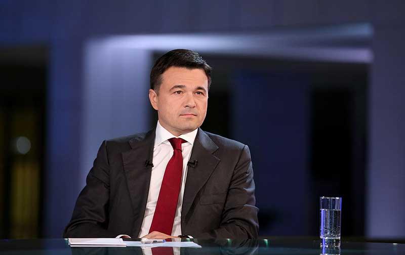 Губернатор МО Андрей Воробьёв сегодня посетит Звенигород
