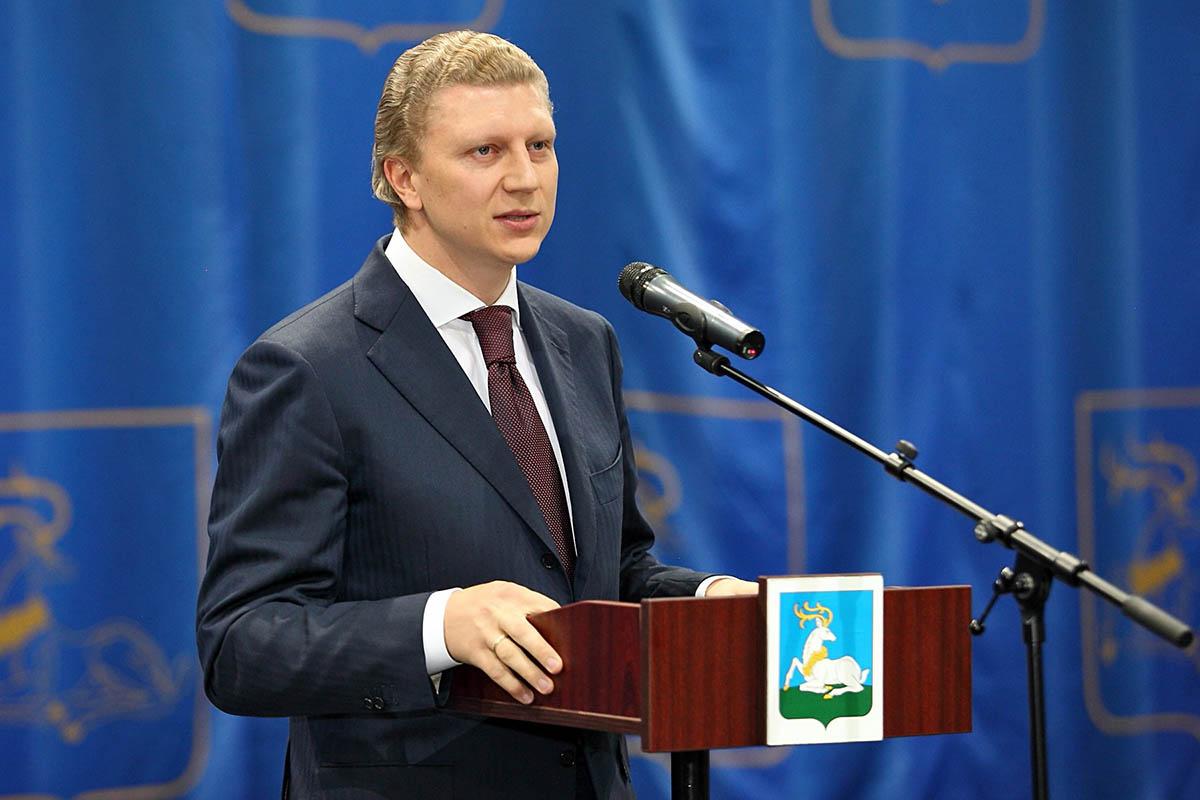 Андрей Иванов избран главой Одинцовского г.о.