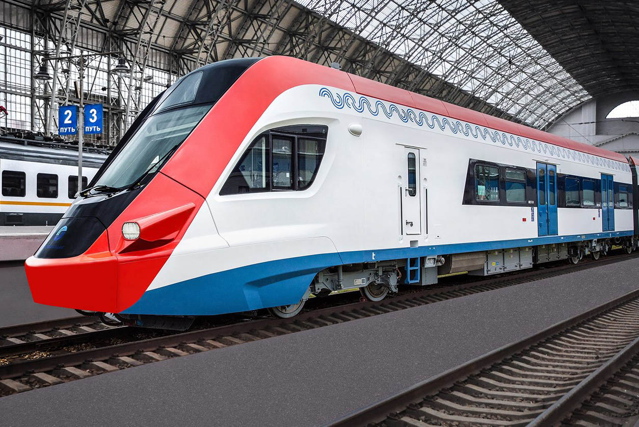 Любая электричка из Звенигорода – это поезд МЦД