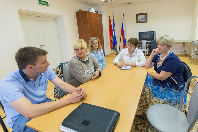 Заседание Комиссии по науке Общественной палаты г.о. Звенигород