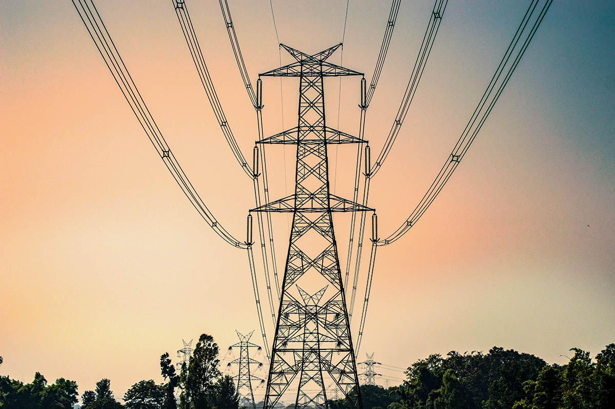 Новые линии электроснабжения