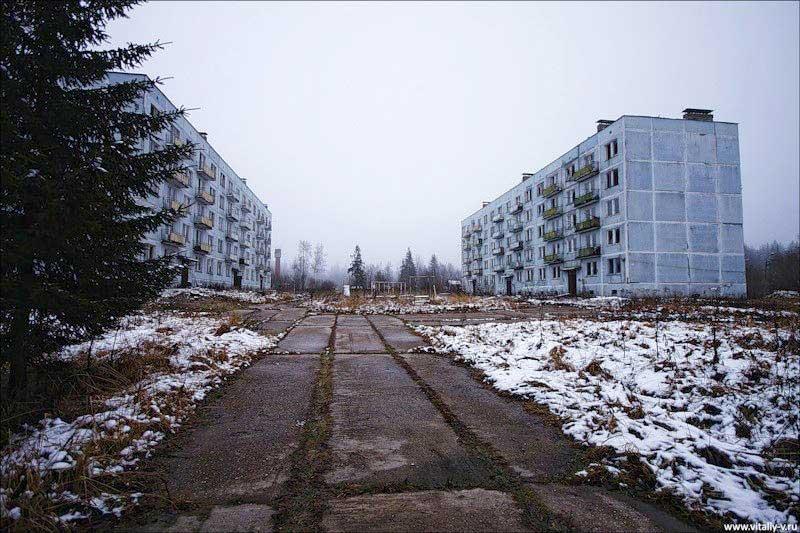 Модернизации ЖКХ бывших военных городков