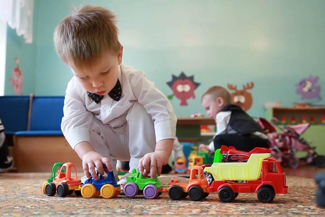 Ясельные группы на 60 детей открыли в Звенигороде