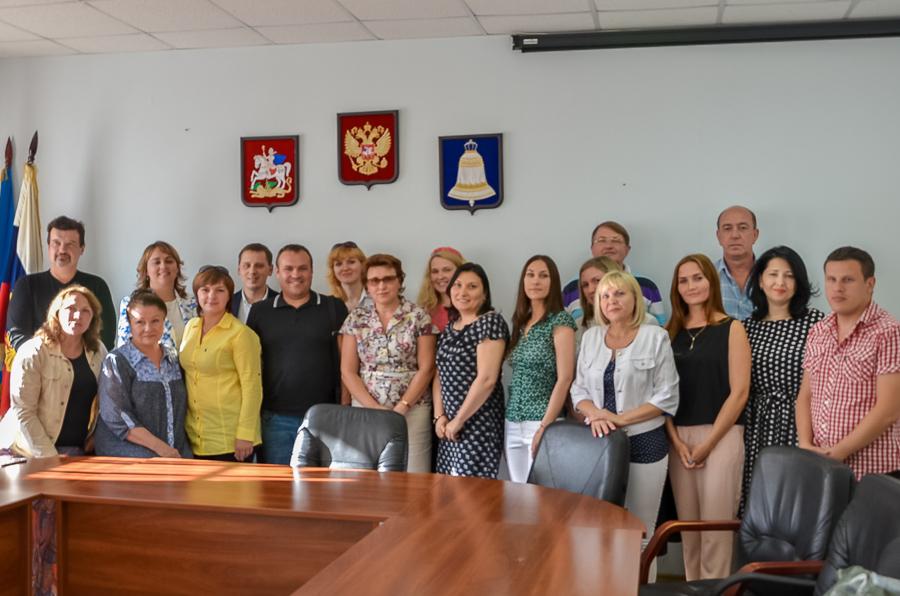 Очередное заседание Общественной палаты г.о. Звенигород