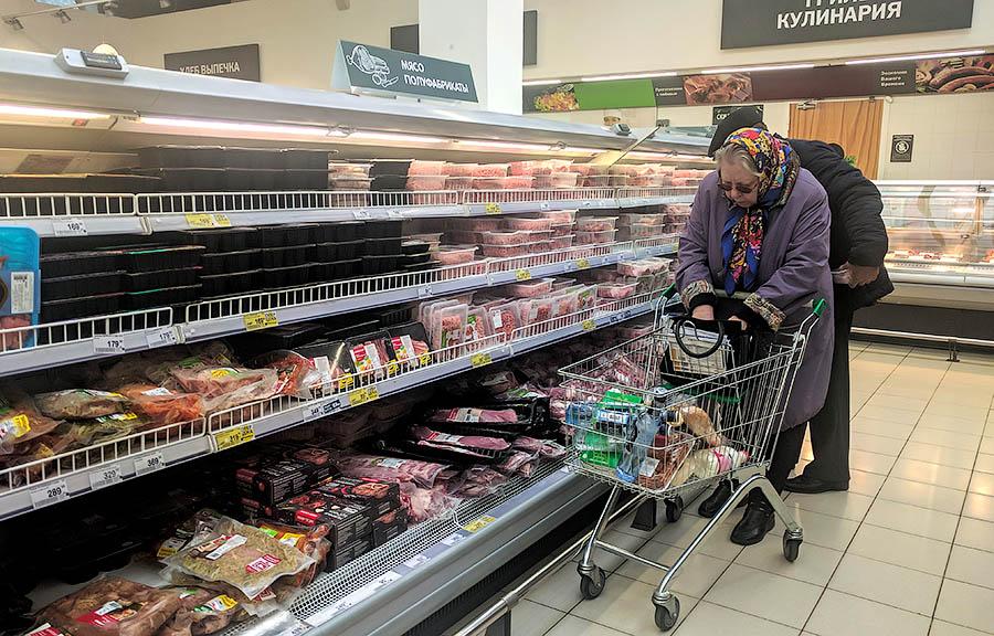 Народные контролеры проверили цены в Звенигороде