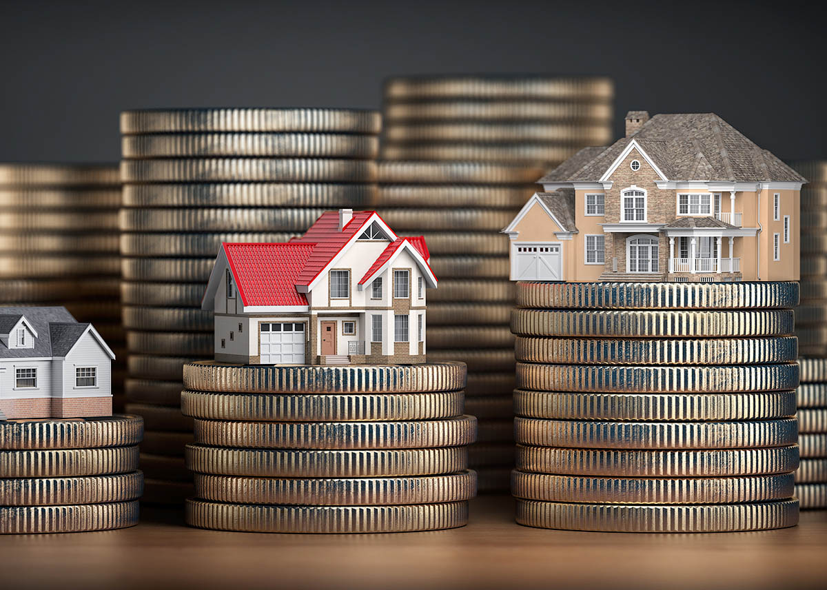 Прирост цен на недвижимость