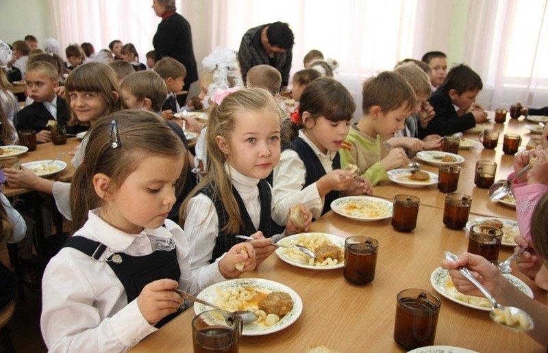 Как питаются нижегородские школьники