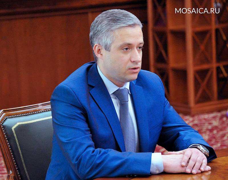 Губернатор МО встретился с главой Звенигорода